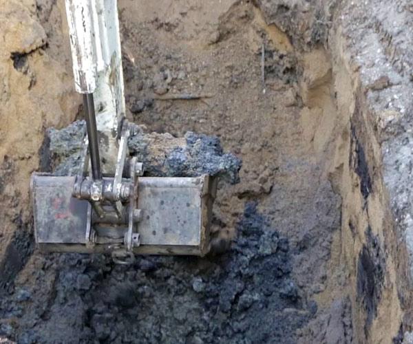 Commercial oil still repair